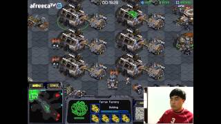 getlinkyoutube.com-2015.01.26 테란(Terran) vs 토스 빨무 1:1 고수와의 매치! Fastest Maps in StarCraft Brood War(3:3TeamPlay)