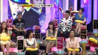 getlinkyoutube.com-H.O.T는 가요계 옥에 티다!? @강심장 StrongHeart 20120508