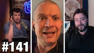 #141 MULTI-CULTURALISM HAS FAILED! Jim Norton and Sargon of Akkad | Louder With Crowder