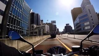 getlinkyoutube.com-BMW RnineT in TOKYO RIDE & EXHAUST SOUNDS