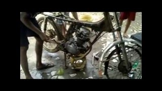 getlinkyoutube.com-Modifikasi Honda CB