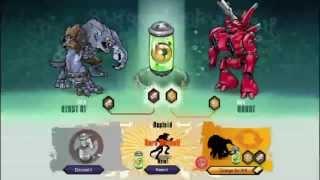 getlinkyoutube.com-How to Breed Reptoid in Mutants Genetic Gladiators