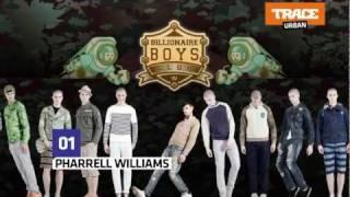 Pharrell va lancer une ligne de mode pour femmes