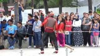 getlinkyoutube.com-Tollywood Shooting in Istanbul 04.05.2013