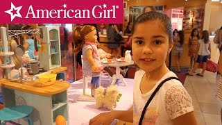 getlinkyoutube.com-My Trip to the LA American Girl Store