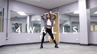 getlinkyoutube.com-에프엑스_F(X)_4 Walls_Lisa Rhee Dance Cover