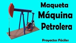 getlinkyoutube.com-Cómo Hacer una Máquina Petrolera (muy fácil de hacer)