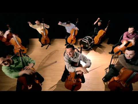 Steven Sharp Nelson - The Cello Song