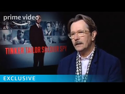 Gary Oldman, Tinker Tailor Soldier Spy interview