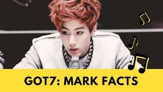 Got7 Facts: Mark Tuan