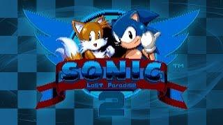 getlinkyoutube.com-Sonic 2 Lost Paradise - Walkthrough