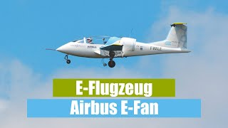 Airbus E-Fan 2.0 - Electric Aircraft