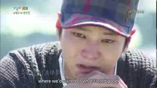 getlinkyoutube.com-[ENG] HD Last speech from Joo Won before left 2D1N T_T