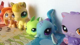 getlinkyoutube.com-LPS: Colors Of The Rainbow Tag!