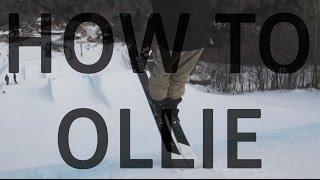 getlinkyoutube.com-How to ollie on skis