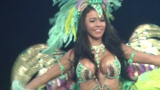 getlinkyoutube.com-Trinidad Carnival 2015 - Tribe / Bliss Band Launch