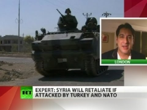 Fresh Fire Exchange: 'Syria-Turkey flashpoint could create WW3'