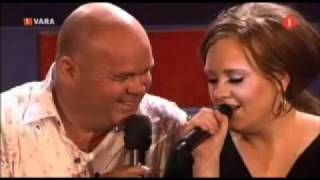 getlinkyoutube.com-Paul de Leeuw & Adele: Make You Feel My Love / Zo puur kan liefde zijn