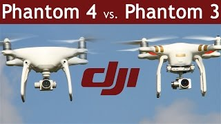 getlinkyoutube.com-DJI Phantom 4 vs Phantom 3 | Which is the better drone? | COMPARISON