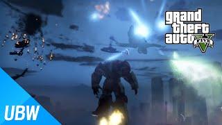 getlinkyoutube.com-GTA 5 지구대재앙 모드 - GTA 5 Mod Showcase: Apocalypse Mod