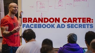 Brandon Carter Sharing Facebook Ad Secrets With My Mastermind Group...