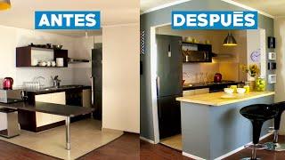 getlinkyoutube.com-¿Cómo remodelar una cocina americana?