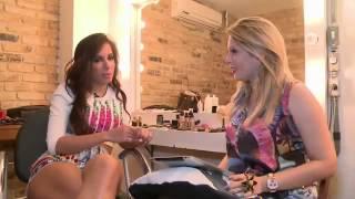 Anitta Responde a Todo Tipo de Pergunta da Loira, Quentíssimo!!!