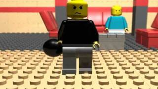 getlinkyoutube.com-LEGO Bowling Animation