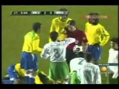México vs Brasil Final Copa Mundial Sub-17 Peru 2005