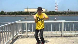 getlinkyoutube.com-天てれ MTK 【恋のギルティ】 そこそこダンス振付コピー:普通系
