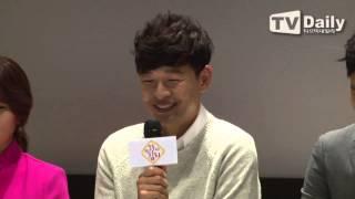 getlinkyoutube.com-[tvdaily] ★김호진★MBC 새 아침드라마 '모두 다 김치' 제작발표회