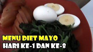 getlinkyoutube.com-MENU DIET MAYO Hari ke-1 dan ke-8 » Cara Menurunkan Berat Badan dengan Diet Sehat