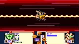 Detonado Dragonball Z RPG - 3 - Raditz