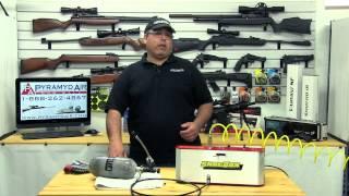 getlinkyoutube.com-Shoebox Freedom8 Electric Compressor - Review by AirgunWeb