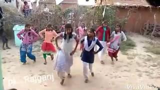 Khortha dj song village girls dancing is Rajganj ...Nemotand