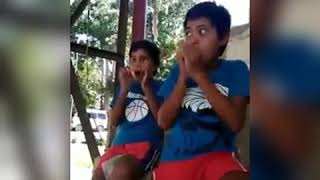 AMAZING TWINS TRYING TO BEATBOX ANIMALS BY MARTIN GARRIX!! MUST WATCH
