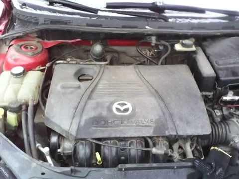 Где находятся в Mazda 3 опоры двигателя