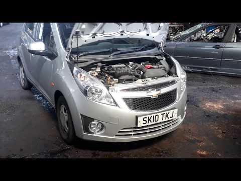 Контрактный двигатель Chevrolet (Шевроле) 1 B10D1   Где купить?   Тест мотора