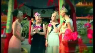 getlinkyoutube.com-[M-Girls 四个女生] 大地春回满庭芳 -- 真欢喜 (Official MV)