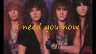 getlinkyoutube.com-i need you now lyrics by firehouse