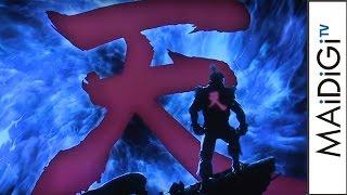 getlinkyoutube.com-会場騒然&歓声!「鉄拳7 FATED RETRIBUTION」に豪鬼が登場! 「鉄拳7『THE KING OF IRON FIST TOURNAMENT 2015』」 #Tekken #event