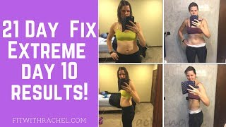 getlinkyoutube.com-21 DAY FIX EXTREME RESULTS in 10 days! (21 day fix extreme is AMAZING)