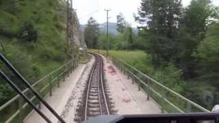Mariazellerbahn - Fahrt mit der Himmelstreppe