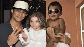 getlinkyoutube.com-إختلاف كبير بالشكل بين ابنة محمد رمضان من زوجته الاولى وابنه من زوجته الثانية...!!