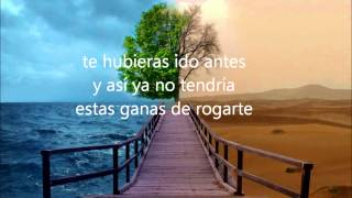 getlinkyoutube.com-te hubieras ido antes - julion alvarez (letra0 (2013)