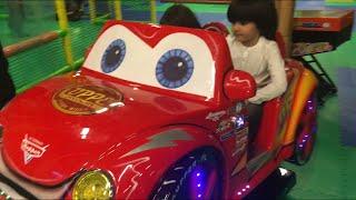 getlinkyoutube.com-تعالو معي في رحلتي الى الى قاعة ألعاب الاطفال