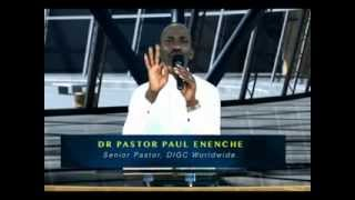 DR PAUL ENENCHE PRAYER FOR THE SICK