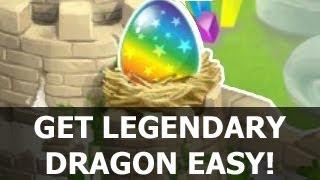 getlinkyoutube.com-Dragon City HOW TO GET LEGENDARY Dragon by Breeding Guide Tutorial