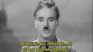 getlinkyoutube.com-Charlie Chaplin - The Great Dictator Konuşması