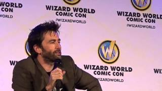 getlinkyoutube.com-David Tennant Full Saturday Panel Raleigh Comic Con 2015